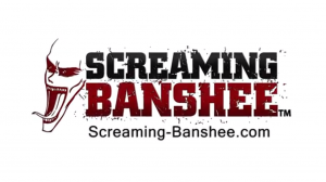 Image of the Screaming Banshee Logo