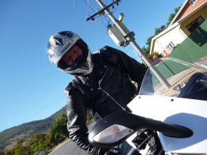 Image of Out for a weekend Snowy Mountains ride 2012